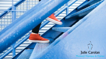 Climbing Stairs Physiotherapy exercises to do at home